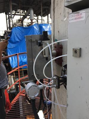 烟囱安装环保设备